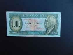 1000 forint 1983 C