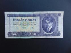 500 forint 1969 E 537
