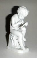 Biscuit porcelain boy - free postage!