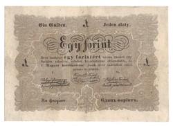 1 forint 1848 Kossuth bankó 2.