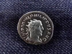 I. Philippus ezüst Antoninianus P M TR P III COS P P, Felicitas 246 / id 6087/