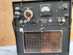 Vadászrepülőgépek földi irányítás műszerei 1960-1970 évekből. 9.