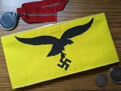 Deutsche Luftwaffe karszalag másolat