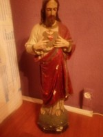 Jézus szîve szobor