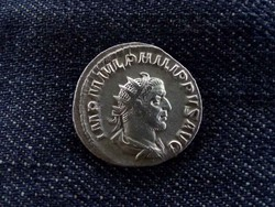 I. Philippus ezüst Antoninianus ROMAE AETERNAE 244-247 / id 6085/