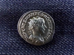 III. Gordianus ezüst Antoninianus IOVI CONSERVATORI 238-239 / id 6081/