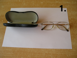 Dioptriás olvasószemüveg 1. - 4 db.