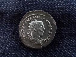 I. Philippus ezüst Antoninianus AEQVITAS AVGG 244-247 / id 6086/