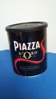 Piazza D'oro fém kávés doboz