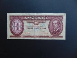 100 forint 1975 B 249