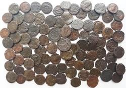 88 db Római kis bronz!