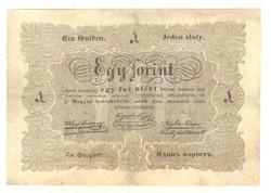 1 forint 1848 Kossuth bankó 1.