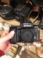 Igazi ritkaság, fényképezőgép a múltból, működő állapotban.
