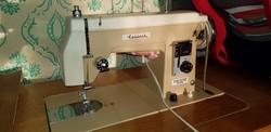 Retro működő Lucznik varrógép eladó