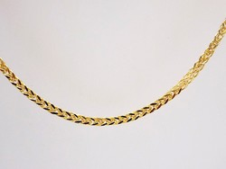 Arany nyaklánc (ZAL-Au85746)