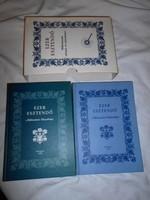 Ezer esztendő  Milleniumi olvasó és daloskönyv   2 kötet