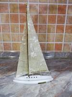 Balatoni Emlék Bakelit Hajó