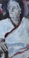 Kohán György eredeti festménye
