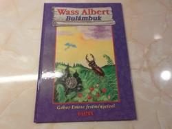 Új! Olvasatlan példány  Wass Albert  Erdők könyve mesesorozat 2.  Bulámbuk 2005 Gábor Emese festmény