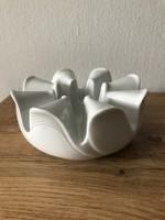 Bavaria Helena porcelán hamutál, hamutálca / mécsestartó / gyertyatartó