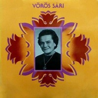 Vörös Sári bakelit lemez LP (igen ritka lemez)