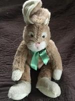 Vintage Russ Berrie STUART plüss nyúl húsvét