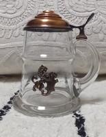 Kupa, üveg