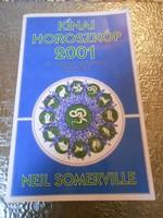 Neil Somerville: Kínai horoszkóp 2001