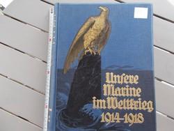 WW1,Unsere Marine 1914-18