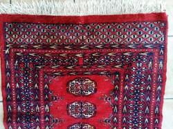 Pakisztáni , kézi csomózású szőnyeg!