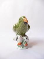 Antik Herendi papagáj