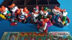   Kinder Figura Fancy Fuxies 8db-os szett dobozban