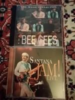 Bee Gees és Santana