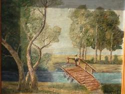 Herman Lipót:Erdei híd.