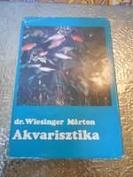 Dr. Wiesinger Márton: Akvarisztika