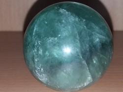 Fluorit Golyó