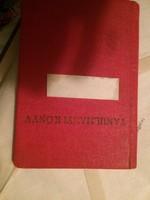 Tanulmányi könyv
