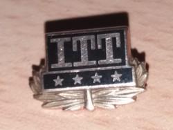 ITT USA Kitűző