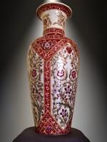 Zsolnay Exclusiv kuriózum! Vénusz padló váza
