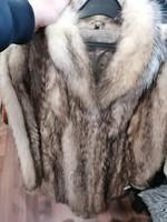 Sarki róka bunda 40  es méretben eladó , Németországból !