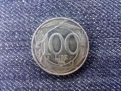 Olaszország Köztársaság (1946-) 100 Líra 1996 R / id 16931/
