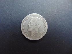 1 ezüst  lei 1914