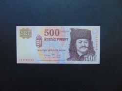 500 forint 2007 EA  UNC !