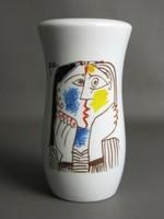 Pablo Picasso 'Tete appuyée sur les mains II' váza, 1962/2008