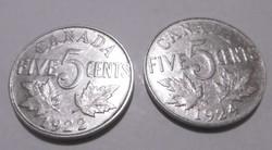5 Centesek Kanada