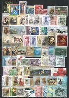 72 Különféle Magyar 0034     101,50 Euró