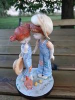 Sarah  kay  szobrocska  gyűjtőknek