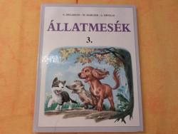 G. DELAHAYE - M. MARLIER - L. ERVILLE   Állatmesék 3. Három mesével. 1996