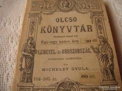 Michelet Gyula: Lengyelország és Oroszország, 1878