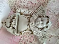 Gyönyörű angyalkás szenteltvíztartó